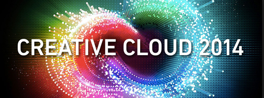 adobe cretive cloud 2014 banner
