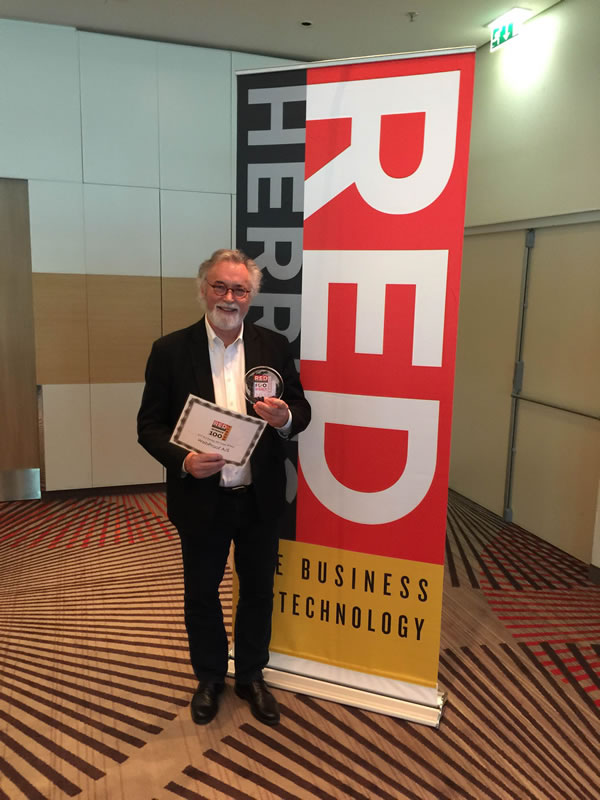 Red Herring 2015 Winner