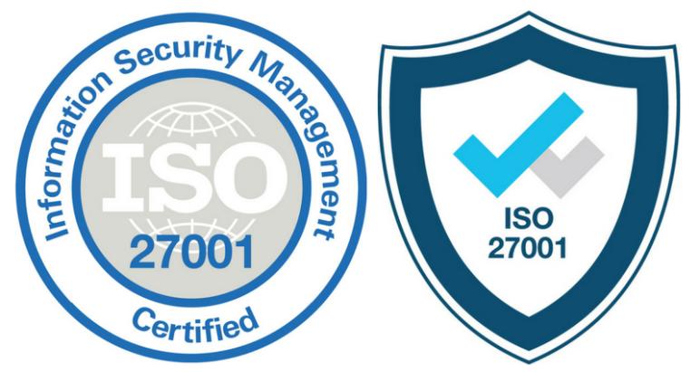 WebProof 27001 Logo